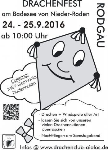 Drachenfest Rodgau 2016