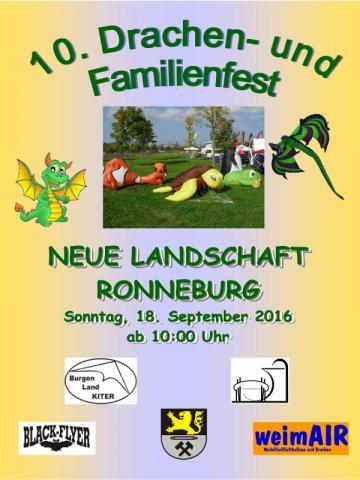 Drachenfest Ronneburg